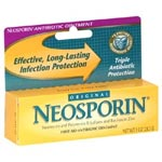 Neosporin for Angular Cheilitis