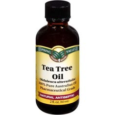 Angular Cheilitis and Tea Tree Oil